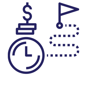 Cekindo accounting - save time money icon