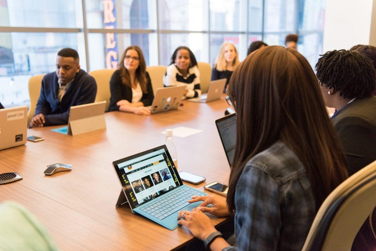 kantor virtual jakarta dan ruang rapat