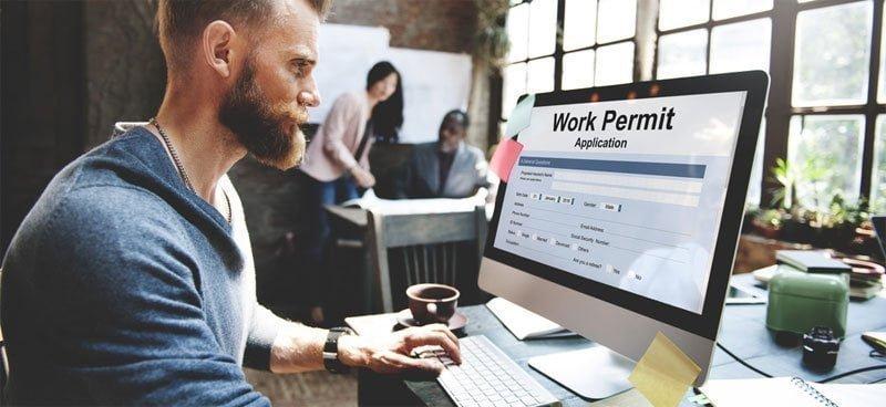 visa bisnis dan izin kerja indonesia