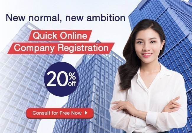 Company Registration 20% Off