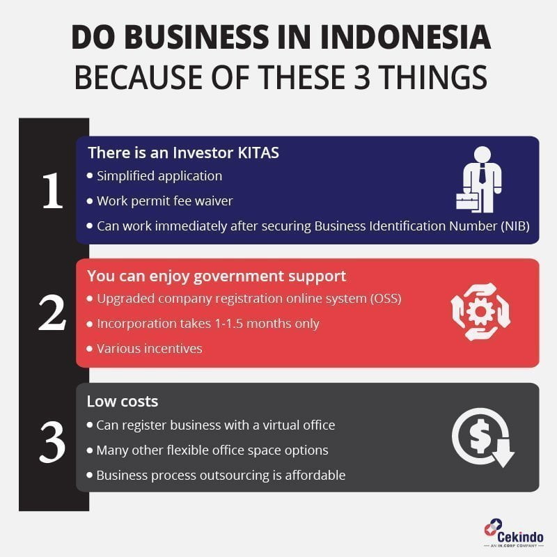 3 Nice Things about Doing Business in Indonesia