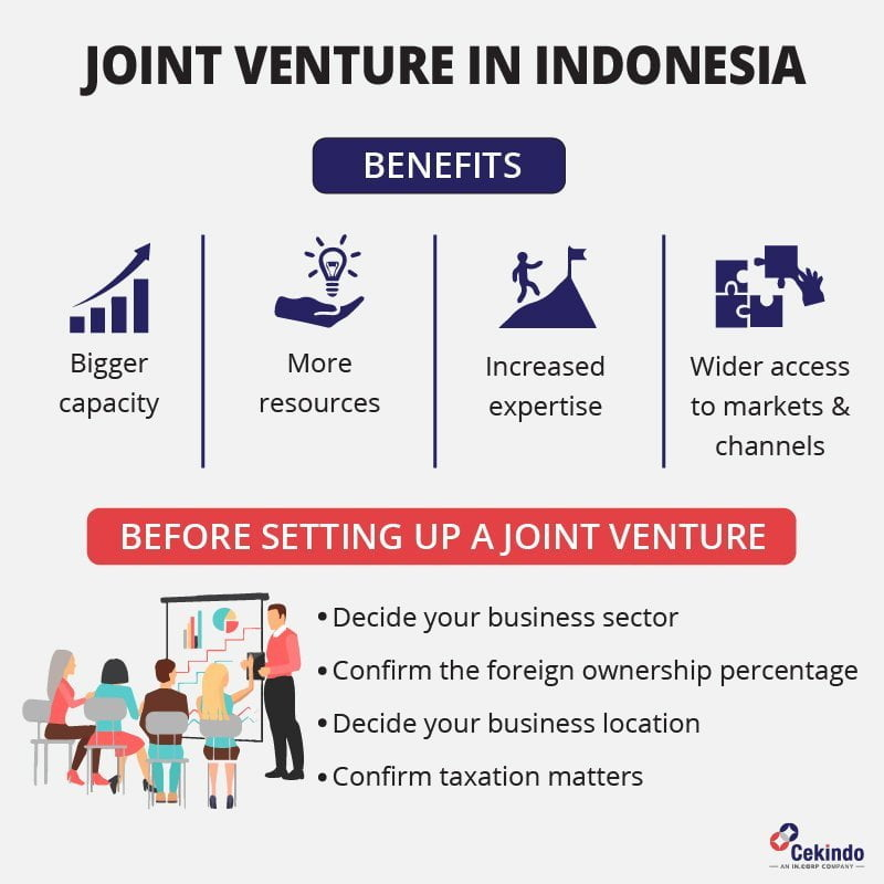 joint venture in indonesia