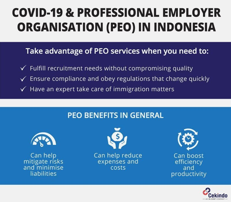 benefits of peo in indonesia