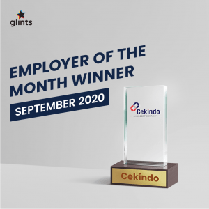 recruitment in indonesia - cekindo as employer of the month