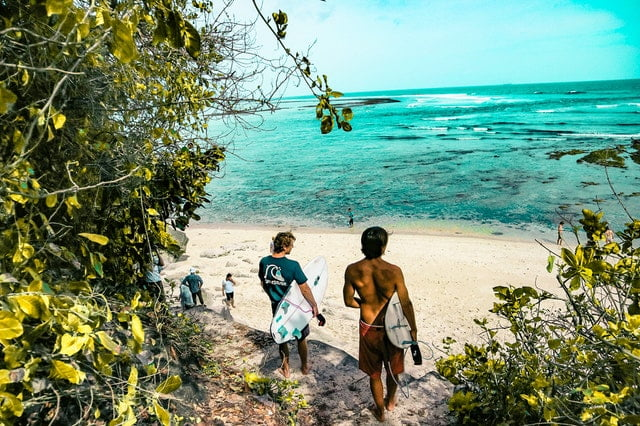 Visa In Indonesia - options to stay in lombok