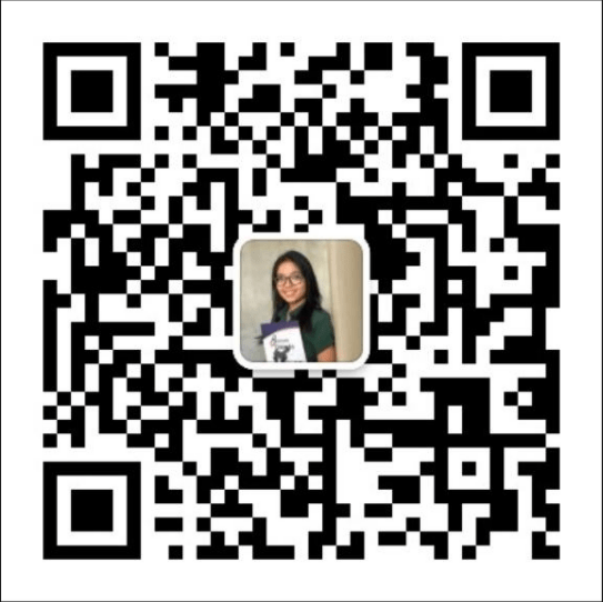 We Chat Subscription QR Code